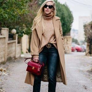 MaxMara Wool camel coat classic! AUTHENTIC